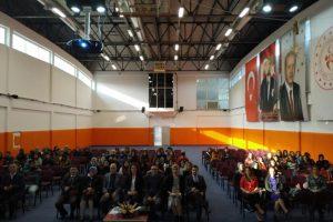 Türkeli MYO'da 'Değişim Programları Bilgilendirme Toplantısı' Düzenlendi